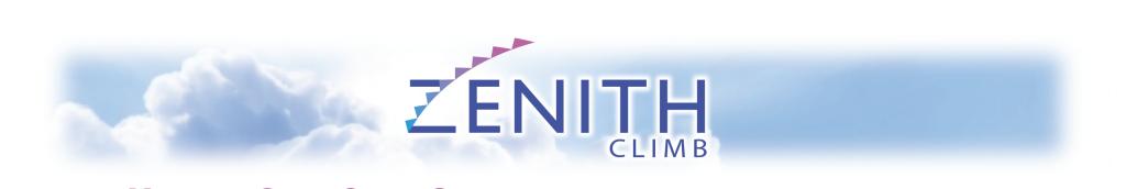 Zenith Climb Logo